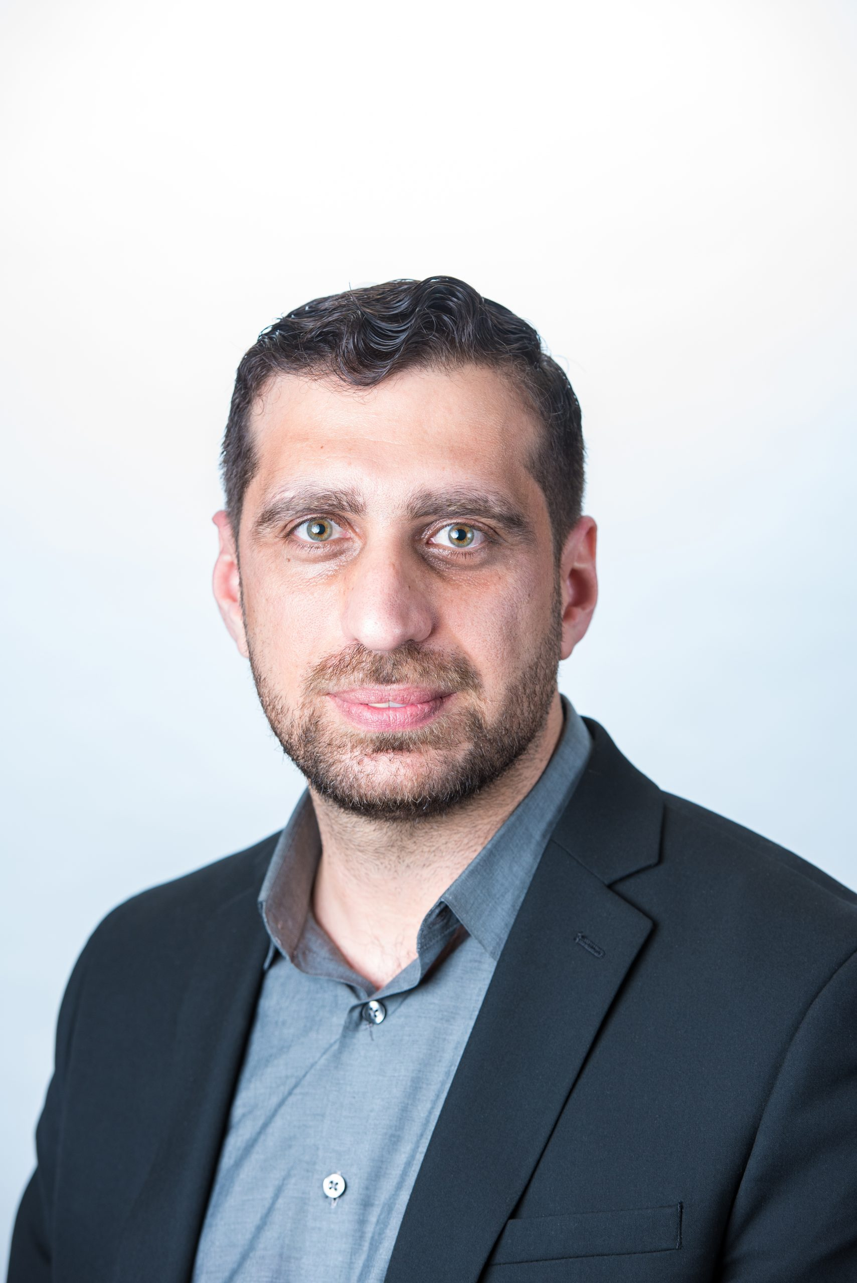 Ghassan Albakuaa team QuaranTV Cleveland